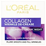 Best L'Oreal Collagens - L'Oreal Paris Wrinkle Decrease Night Cream 50ml Review