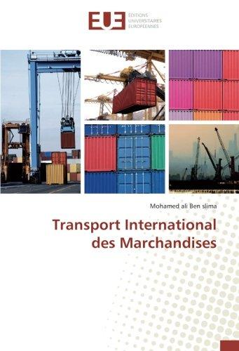 Transport International des Marchandises par Mohamed ali Ben slima