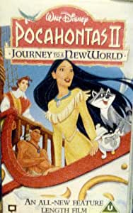 Pocahontas II: Journey to a New World [VHS] [Import anglais]