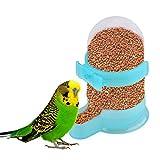 Hypeety Vogelkäfig Automatischer Futterspender Trinkwasser Flasche Papagei Hamster Mäuse Ratten Gerbils Wasser Feeder Schüssel