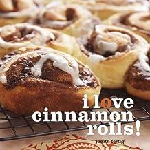 I Love Cinnamon Rolls!