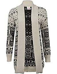 483f24c23d Comfiestyle® Womens Printed Knitted Cardigan.