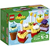 LEGO Duplo My First Celebration Building Blocks for Kids 1.5 to 3 Years (41 Pcs)10862