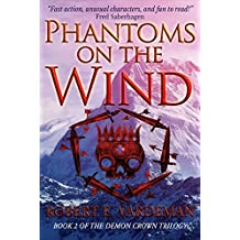Phantoms on the Wind (Demon Crown Book 2)