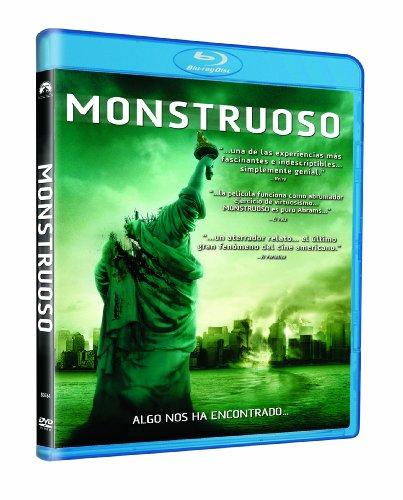 Monstruoso [Blu-ray]