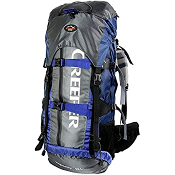 18b7574e02668 CREEPER Unisex Waterproof Fashion Professional Outdoor Sports Bag Hiking  Camping Trekking Climbing Mountaineering Backpack (60L