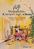 Rolfs Weihnachts-Klavierkinderalbum: 14 weihnachtliche Lieder, leicht bis mittelschwer bearbeitet für Klavier und Gesang (Ed. 1153)