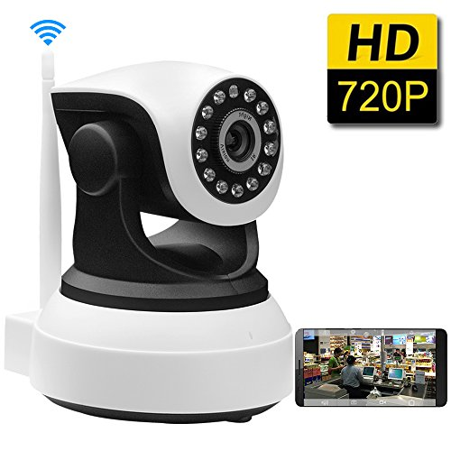 SDETER-720P-IP-Wireless-Wifi-Camera-PlugPlay-PanTilt-2-Way-Audio-Night-Vision-Home-Surveillance-Security-Alarm-SystemUK-Edition