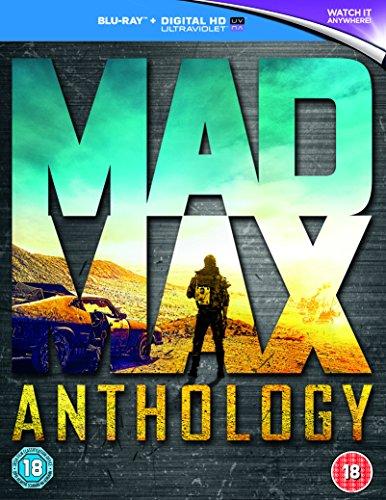 Warner Home Video Mad Max Anthology [Blu-ray] [2015] [Region Free]