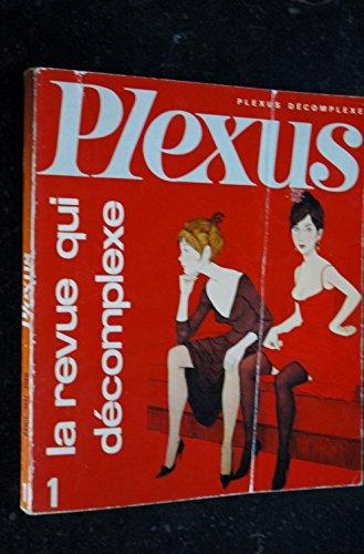 PLEXUS 1 * 1966 * RARE POIRET & SERRAULT PIERRE DAC P NOYER CAPULETTI KRAHN AVERTY