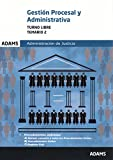 Temario 2 Gestión Procesal y Administrativa, turno libre