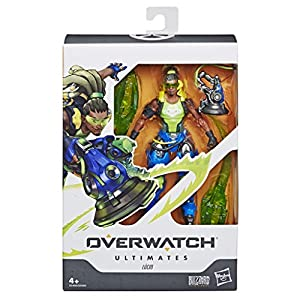 Overwatch- Ultimates Lucio, Multicolor (Hasbro E6488ES0)