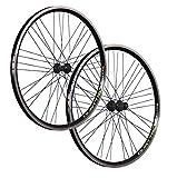 Vuelta 26 Zoll Laufradsatz Quattro X Shimano Deore HB/FH-T610 schwarz