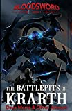 The Battlepits of Krarth (Blood Sword, Band 1) - Dave Morris, Oliver Johnson