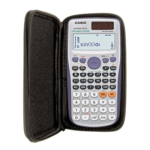 SafeCase Schutztasche für Taschenrechner von Casio, für Modell: FX 991 ES Plus