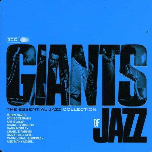 Giants Of Jazz 3cd