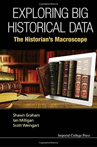 Exploring Big Historical Data: The Historian's Macroscope by Shawn Graham (2015-11-16)