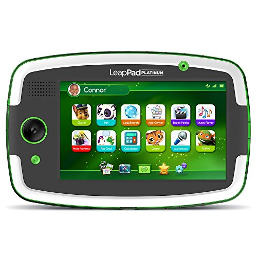 LeapFrog Platinum 7 inch Tablet 8GB WiFi - Green