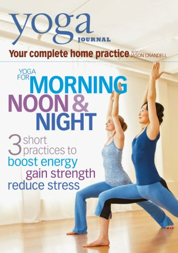 Yoga Journal: Yoga for Morning Noon & Night [Import USA Zone 1]