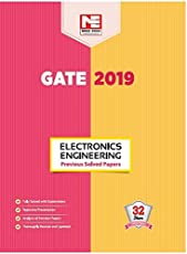 GATE 2019: Electronics Engineering - Previous Solved Papers