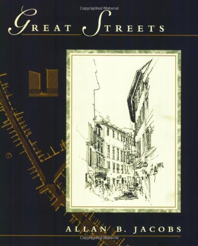 Great Streets (The MIT Press) por Allan B. Jacobs
