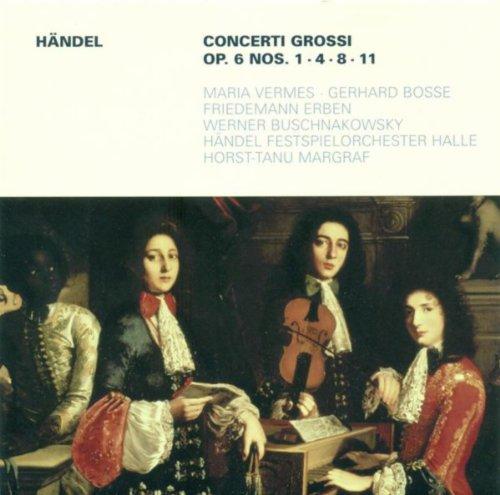 Handel, G.F.: Concerti Grossi ...