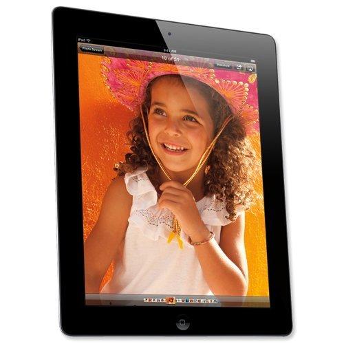 Apple iPad 3 64GB 4G - Schwarz - SIM-Free (Generalüberholt) (Ipad 64gb Wifi 4g)