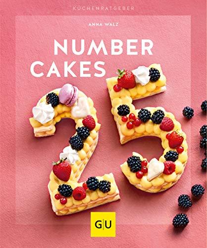 Number Cakes (GU KüchenRatgeber) (Jubiläum Für Dekorationen)