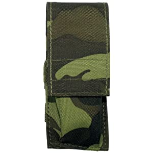 51dSvgXDOxL. SS300  - Small Tactical Knife Pouch Airsoft Hunting Hiking Bushcraft Czech Woodland Camo