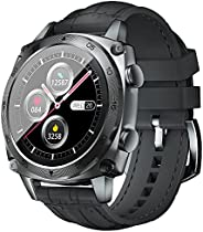 CUBOT C3 Smartwatch, 1.3 Pollici Full Touch Activity Tracker Fitness Tracker, Orologio da polso business, 5ATM