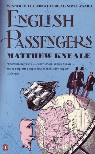 English Passengers (English Edition) -