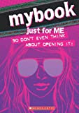 My Book - Just for Me