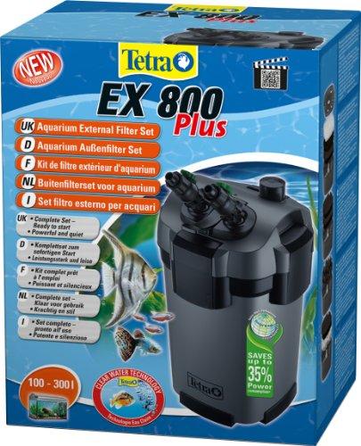 Tetra Set completo filtro exterior Tetra EX 800 plus