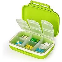 Schmuckkästchen Mizii Pill Box Tragbare Medikament Aufbewahrungsbox Sub-Paket Box Versiegelt Feuchtigkeitsdichten... preisvergleich bei billige-tabletten.eu