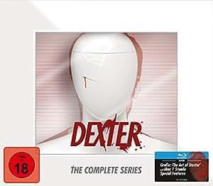 Dexter - Die komplette Serie in Dexter-Büste [Blu-ray]