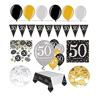 50 Geburtstag Mann Deko Autoteile Marken De