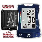Healthgenie BP Monitor digital Upper arm BPM 03 Automatic with irregular heart beat indicator - 24 MONTHS WARRANTY