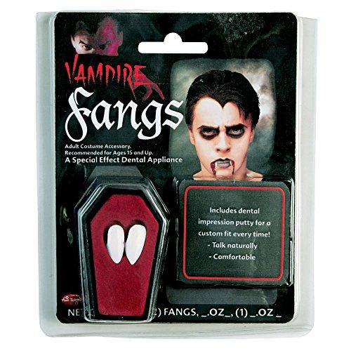 Canini da vampiro, accessori per vestirsi in maschera