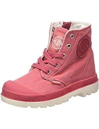 Palladium Unisex-Kinder Pampa Hi Zipper Hohe Sneakers