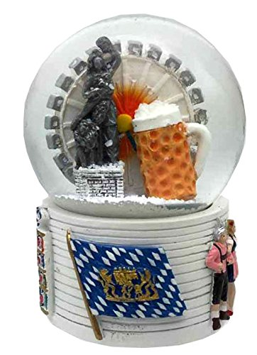 Minium Collection 30065 Souvenir Schneekugel München Oktoberfest 65mm Durchmesser