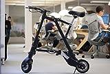 A-Bike Klapprad Electric, Black, M -