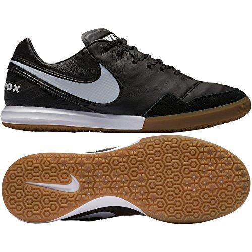Nike Tiem POX Proximo Tech Craft 2.0Indoor Scarpe da calcio uomo, nero
