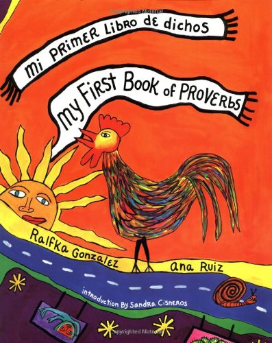 My First Book of Proverbs: Mi Primer Libro de Dichos