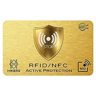 e59a0224c509df ****Proteggete il vostro portafoglio con HIKERS***** Avete · Carta di  blocco RFID/NFC Protezione per carta di credito contactless ...