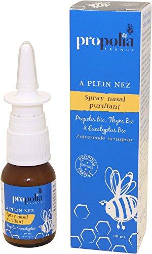 Propolia Spray Nasal Purifiant Propolis Bio/Soufre/Eucalyptus Bio 20 ml