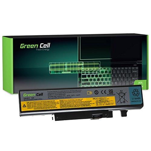 Green Cell® Extended Serie L09L6D16 Laptop Akku für Lenovo B560 V560 IdeaPad Y460 Y560 (6 Zellen 4400mAh 11.1V Schwarz) - Y560-akku