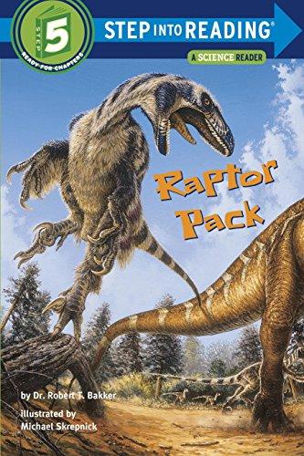 Raptor Pack (STEP INTO READING STEP 5)