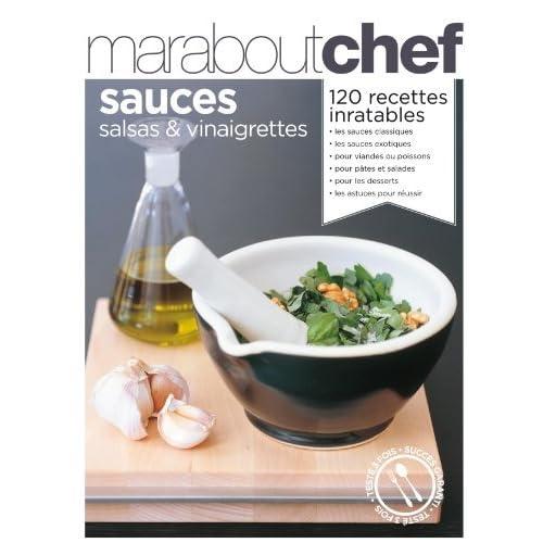 Sauces, salsas & vinaigrettes by Marabout(2012-04-04)