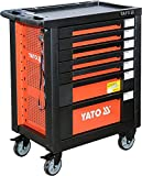 Yato YT-55290 - Roller cabinet with tools 211pcs