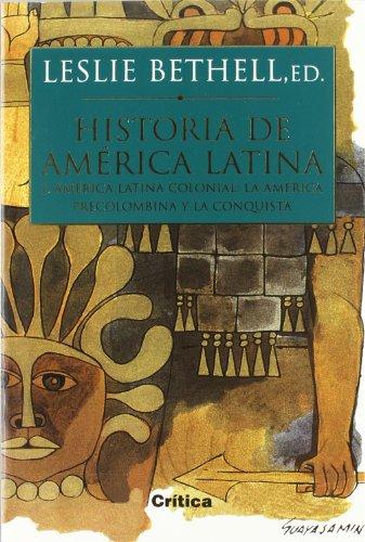 Descargar Libro Historia de América Latina, 1. La América precolombina y la conquista de Leslie Bethell